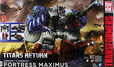 Transformers Generations Titans Return Titan Class Fortress Maximus USA IN STOCK