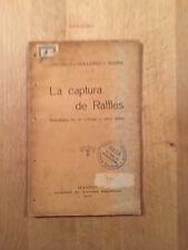 Sherlock Holmes - La captura de Raffles o il triunfo de Sherlok Holmes - 1912 BE
