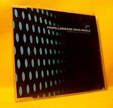 MAXI Single CD Propellerheads On Her Majesty's Secret Service 3TR 1997 Big Beat