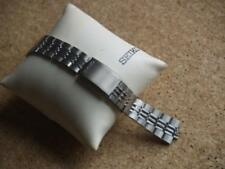 SEIKO 19mm AT SHOULDER 3 PRONGS STAINLESS STEEL WATCH STRAP