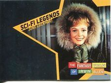 The Fantasy Worlds Of Irwin Allen Sci Fi Legends Chase Card R6