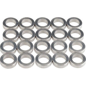 Wheels Manufacturing 3.0mm Alloy Chainring Spacer bag of 20