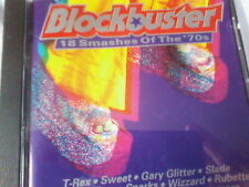 Various Artists Blockbuster 70's Smashes