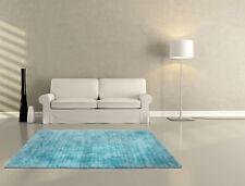 Einfarbige Teppiche aus Wollmischung fürs Badezimmer
