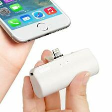 External Portable Power Bank Charger Battery Pack For Iphone 5 6 7 8 Plus X SE