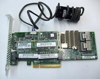 HP 631670-B21 Smart Array P420 1GB FBWC 2-port RAID Controller 6Gb/s SAS PCIe