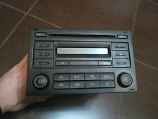 Vw rcd 200 MP3 voiture stéréo radio cd player polo transporter T4 T5 sharan + code