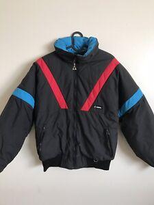 Vintage 90's Gerry Ski Snowboard Jacket Made USA Retro Medium