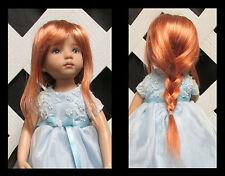 "Doll Wig, Monique Gold ""Venus"" Size 7/8 in Reddish Blonde"
