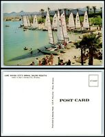ARIZONA Postcard - Lake Havasu's City Annual Sailing Regatta N48