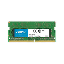 8GB Crucial DDR4 SO-DIMM 2400MHz CL17 Memory Module Apple iMac with Retina 5K
