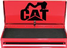 Beta or Snap On Tool Box Sticker Decal CAT Engineer Sexy Girl Box CAT Mechanic