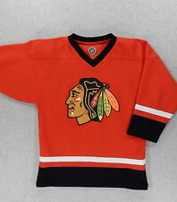 Chicago BlackHawks NHL Replica Hockey Jersey (Youth Large 12/14) #88 Kane