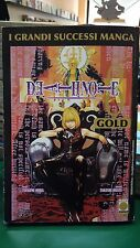 Death Note n.8 Gold  - Panini Comics SC62