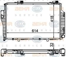 8MK 376 701-714 HELLA Radiator  engine cooling