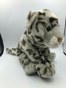 Another Korimco Friend Snow Leapard Cat Cub Plush Kids Soft Stuffed Toy Animal