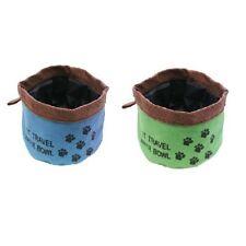 Ciotole e mangiatoie blu per cani