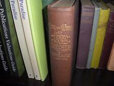 1887 RARE Henry Ward Beecher Bethel Brooklyn C.T. Russell Watchtower IBSA