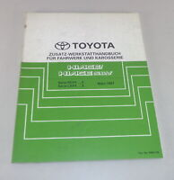 Workshop Manual Toyota Hiace / Hiace S. B.V.Supplement By 03/1997
