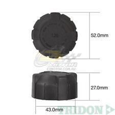 TRIDON RADIATOR CAP FOR Renault R25 2.2 - EFI 01/85-12/91 4 2.2L J7T SOHC