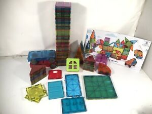 Magna Tiles 110 Piece Metropolis Set