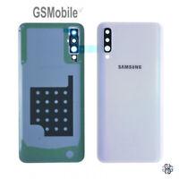 Tapa Trasera Bateria Back Cover White Samsung Galaxy A50 2019 A505 Original