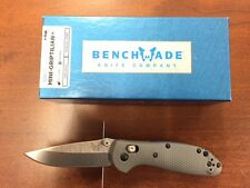 NEW Benchmade 556-1 Mini-Griptilian G10 Handle CPM-20CV Blade Axis Lock Pardue