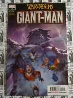 Giant Man (2019) Marvel - #2, War of The Realms, Williams/Castiello, NM