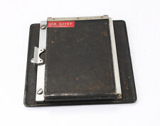 LINHOF BACK FOR 9X12CM CAMERA, WITH FILM PACK ADAPTER, NO DARK SLIDE/206634