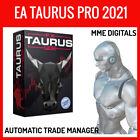 Forex Robot EA Taurus PRO Trade Manager- MT4 Expert Advisor - 2021 Ready for use