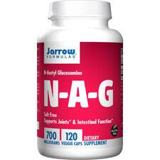 N-A-G Salt Free, 700mg x 120 Capsules - Jarrow Formulas