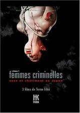 FEMMES CRIMINELLES VOL 1  DVD  NEUF SOUS CELLOPHANE