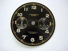 Cadran montre watch chronographe dial landeron 48 148 248 Ø 32 mm chrono n31