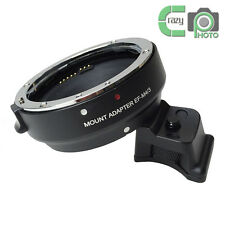 Electronic Adaptor for Canon EF EF-S EOS Lens to Micro4/3 M43 MFT Panasonic OM-D