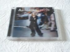 Avril Lavigne - Let Go CD Music Disc Losing Grip I'm With You Unwanted 2002 EC *