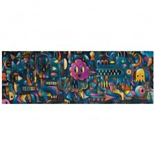 Djeco Puzzle Gallery 500pc Monster Wall