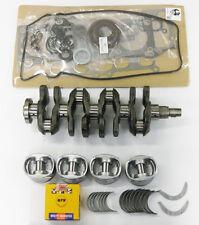 Honda 1.7 D17 Crankshaft with Rebuilt Engine Kit 2001-2005