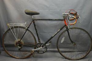 1974 Motobecane Nomade Vintage Touring Road Bike 58cm Large Steel France Charity