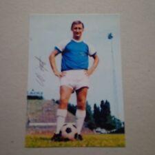 Werner ipta (Hertha BSC 66-70) Signed Photo 10x14