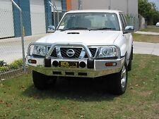 ECB Bullbar - Nissan Patrol GU - Y61 (10/04 on)  - BN35SYP