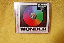 NEW/SEALED CD! HILLSONG CHURCH UNITED: WONDER CD! 12 SONGS! + FAST SHIP!