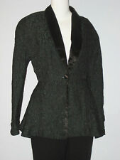 LE CHATEAU Size 1 Black Fully Lined Blazer