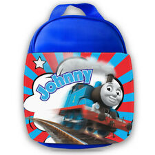 Personalised Thomas Tank Engine Kids Lunch Bag Any Name Childrens Boys School 10