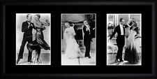 Ginger Rogers & Fred Astaire Framed Photographs PB0127