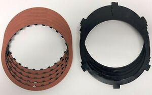 Alto HP Powerglide Red Eagle Reverse Friction Kolene Steel Rebuild Pack Kit