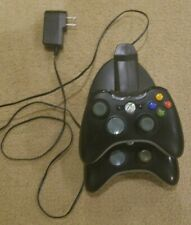 XBOX 360 ENERGIZER DUAL CHARGING STATION MODEL PL-3629 + 2 WIRELESS CONTROLLERS