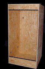 Terrarium ( Hochterrarium ) 60x60x120 , OSB ,Seitenbelüftung