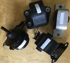 4pcSet FWD Mounts fits Honda Element 2007-2011 Auto Transmission 2.4L Engine