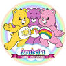 Care Bears Personalised Edible Image REAL Icing Cake Topper