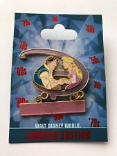 DISNEY WORLD GENEARATION D COUNTDOWN TANGLED LIMITED 500 PIN NEW ON CARD